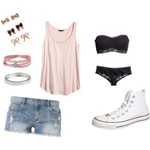Outfit Summer<3 von Evelin Jozefiak