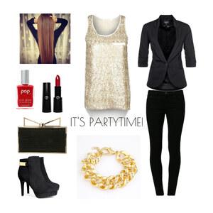 Outfit Partytime ♥ von vika