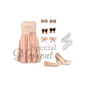 Outfit Sommerball von Lexi