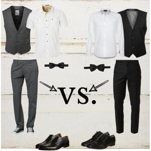 Outfit suit vs. suit von Ana