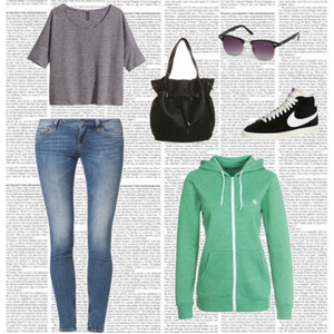 Outfit Casual-Look von Simona Friedl
