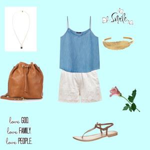 Outfit summer  von Sharina D