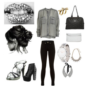 Outfit Friday night <3 von Olivia Karkoush