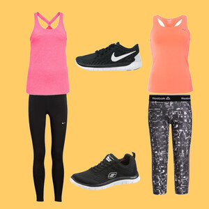 Outfit sporty in the summer von Sharina D