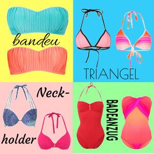 Outfit bikinicollection von Sharina D
