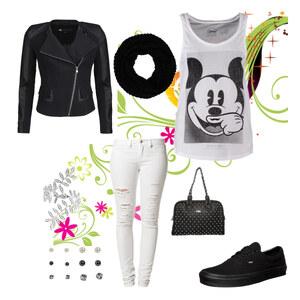 Outfit für die schule  von Melli Vogt