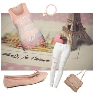 Outfit CityStyle von Antonia Jessat