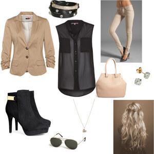 Outfit First Date von Celine Eichenberg