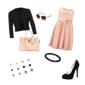 Outfit Hochzeitsessen von Svenja