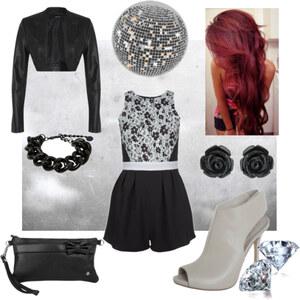 Outfit Disco Time  von A.N.N.A