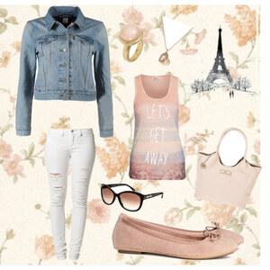 Outfit let´s get away von Len4ik08