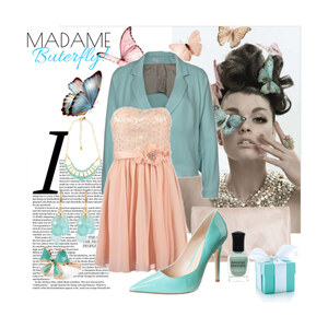 Outfit madame buterfly von Justine