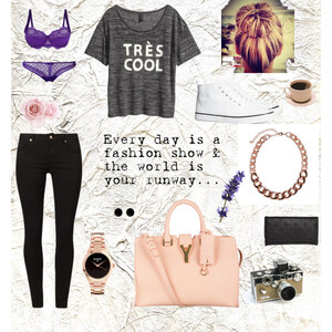 Outfit casual1 ♥ von sally