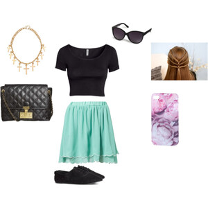 Outfit Be happy  von legyptgirl