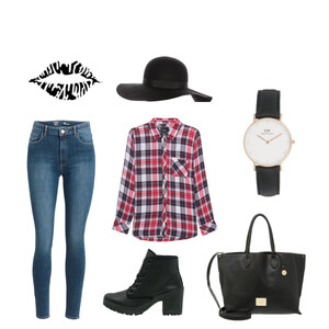 Outfit city look von Sharina D