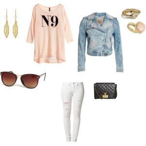 Outfit Herbstmode von sina0211