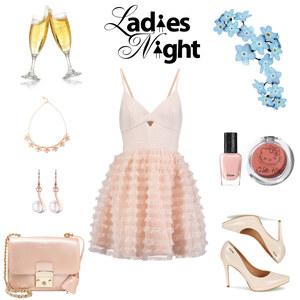Tenue Ladies night ! sur Glami