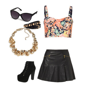 Outfit Crazy :D  von Taagriid Paah