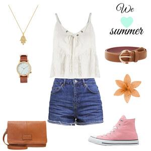 Outfit we <3 summer von Sharina D