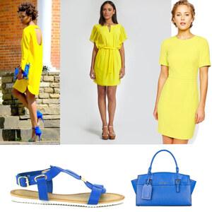 Tenue Ce qui pourrait être mieux qu'un jaune néon? sur sourisah