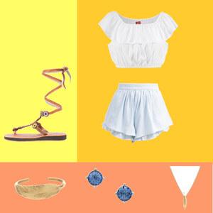 Outfit summer never ends von Sharina D