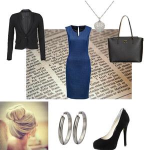 Outfit business von Bexx