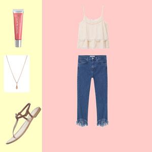 Outfit sweet love von Sharina D