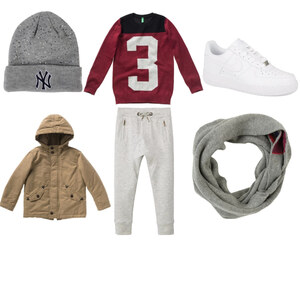 Tenue style streetwear pour garçons sur Nirina.A