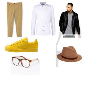 Tenue tenue streetwear pour homme sur Nirina.A