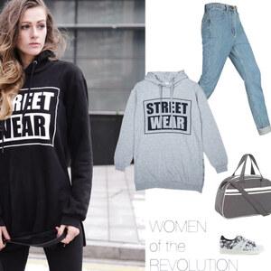 Tenue Streetwear sur Lesara