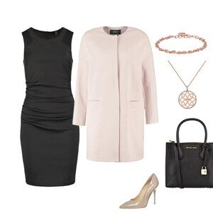 Outfit Businessday von Janna Tha