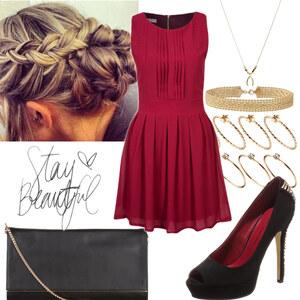 Outfit Abendball :* von Nisa