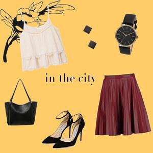 Outfit Stadtbummel von Katinka