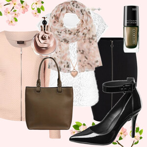 Outfit Office Breeze von Padhi Sophie