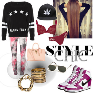 Outfit young, wild & free von sunny