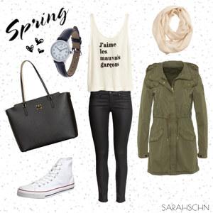 Outfit spring von sarahschn