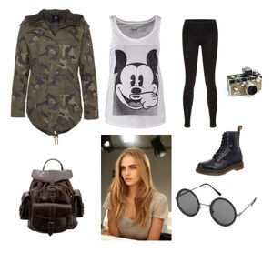 Outfit my best friend micky von Nisi Daily