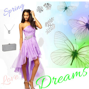 Outfit Butterfly von Alisa Lillifee