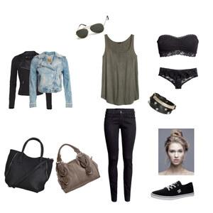 Outfit Rockig & Lässig  von Julia_K