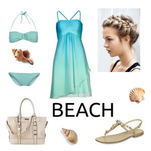 Outfit BeachParty von Svenja