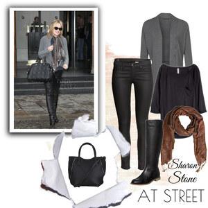 Outfit AT STREET 16 von Markéta