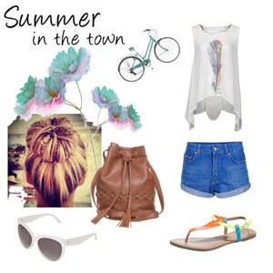 Outfit Summer von MEW