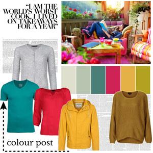Outfit Colour post 6 von Markéta