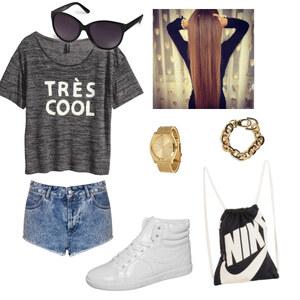 Outfit trés cool von Celine Richter