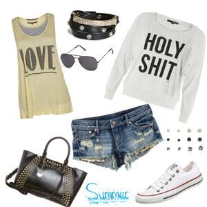 Outfit Summer time von Michelle Batz