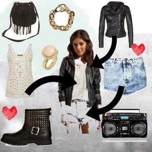 Outfit Cool von Laura