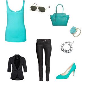 Outfit Schönste Farbe  von proudlady