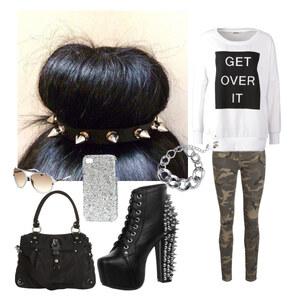 Outfit Chick von Vikiii
