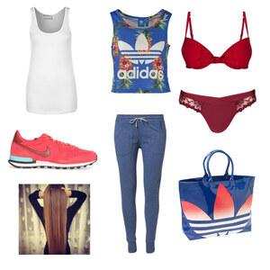 Outfit Sportoutfit 2 von Sandzak2000