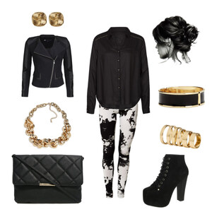 Outfit Nice Party von lookfurther